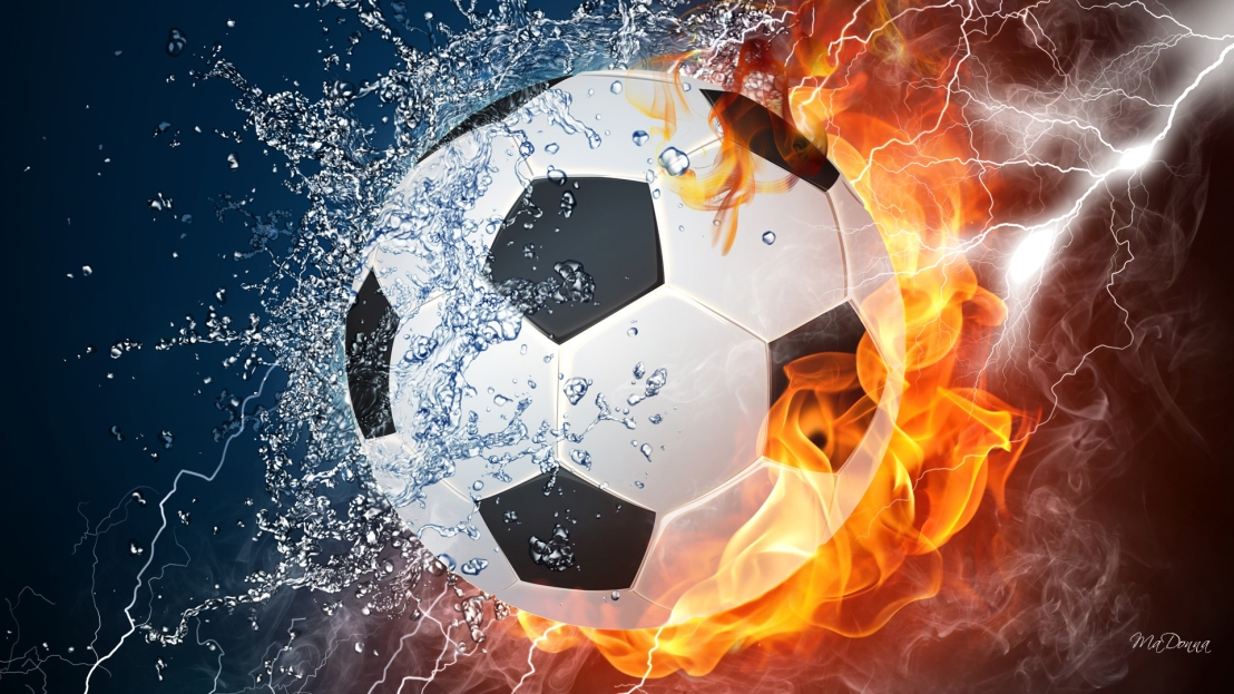 soccer-on-fire