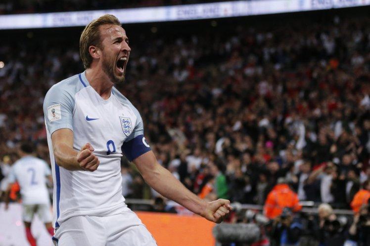 APTOPIX Soccer WCup 2018 England Slovenia